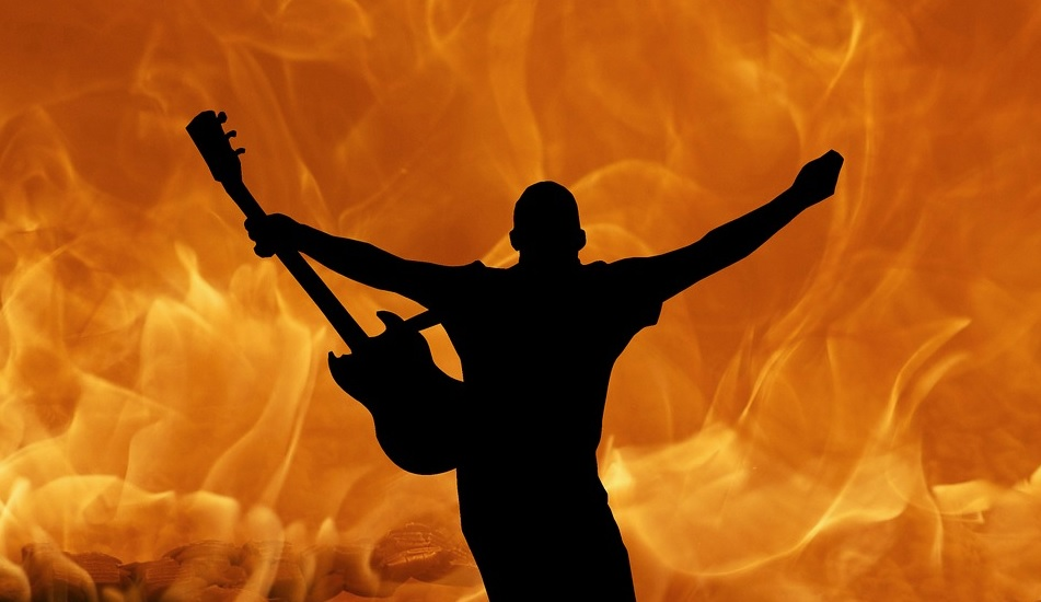 No Rock Concerts Due to COVID-19? How Concert Lovers can Cope….